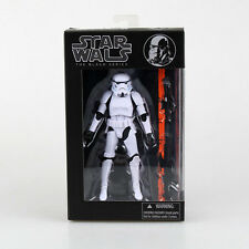 """6""""Stormtrooper Star Wars White Series Action Figure Spacetrooper Toy Xmas Gift"""