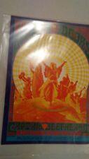 the Doors 9-29-67 Postcard fd 84 mint