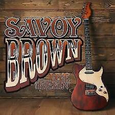 Live And Kickin von Savoy Brown (2017)