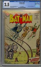 BATMAN #93 CGC 2.5 HTF ISSUE