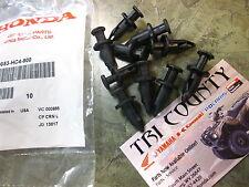 Genuine Honda Push Pin Clip pack of 10 Honda Pioneer 1000 All Years L@@K