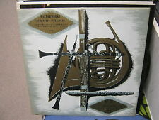 Chicago Symphony Woodwind Quintet Masterworks RED COLORED Wax LP Audiophile VG+