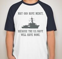 United States Navy Guided Missile Destroyer US Navy USN T-Shirt Size S-3XL NEW