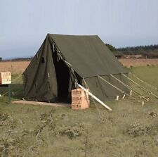 "Tente militaire 2,70m x 2,70m ""Small wall""  WW2 US repro d-day camping"
