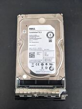 Dell 3TB 7.2K 3.5 SATA 6Gbps Enterprise Class Hard Drive RWV72 with Caddies