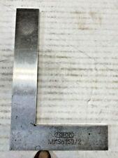 Rafan Poland Square Mksa 1502 Machinist Tool Maker Box Find 150mm X 100mm