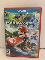 Mario Kart 8 (Wii U, 2014) Complete Tested