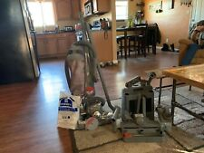 Kirby Sentria G10D Gray Upright Vacuum Cleaner with carpet system
