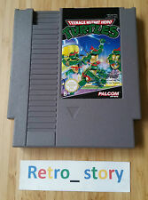 Nintendo NES Teenage Mutant Hero Turtles PAL