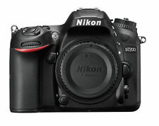 Nikon D7200 24.2 MP CMOS WiFi Digital SLR Camera Body - NEW