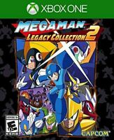 Mega Man Legacy Collection 2 (Xbox One) (New) Usa region free