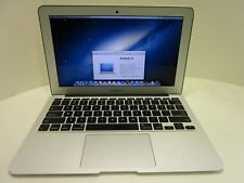 Apple MacBook Air 6,1 Core i5 1.3GHz  128 GB SSD 11-inch Mid 2013 OS X Loaded