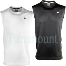 Polyester Sleeveless Basic T-Shirts for Men with Multipack