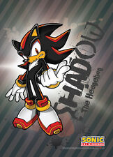 **License Poster** Sonic The Hedgehog Shadow Wallscroll #5282
