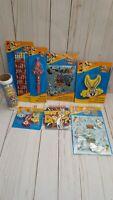 Looney Tunes Bugs Bunny stationery set pencils, eraser, pen, note pad, coloring