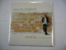 CLAUDIO BAGLIONI - SONO IO - 2LP VINYL NEW SEALED 2003