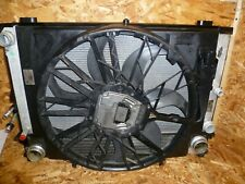 BMW E60/E61 530D AUTOMATIC FULL RAD PACK INCL COOLING FAN AND ALL RADS