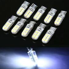 10x White T10 W5W 12SMD 2835 6000K LED Canbus Error Free Silica Light Bulb Xenon