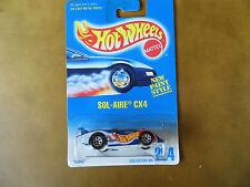 Vintage 1991 Hotwheels -Sol-Aire CX4 - NIP