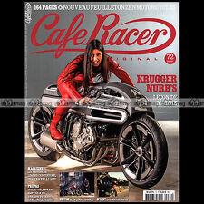 CAFE RACER ORIGINAL N°72 HARLEY STREET 750 EGLI-VINCENT RYAN QUICKFALL INSERMINI