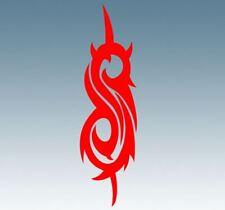 SLIP KNOT - Music Band Logo - Vinyl Decal Sticker For Cars, Laptops, Windows