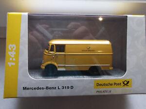 """02916-1:43 nuevo Schuco-Mercedes-Benz l319 /""""bomberos dortmund/"""""""