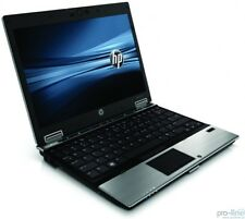 HP Elitebook 2530p Core 2 Duo L9400  2GB  80GB  Windows 7