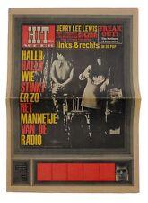 HITWEEK Magazine 2 December 1966 Zappa/Mothers Andrew Loog Oldham Jimmy Page