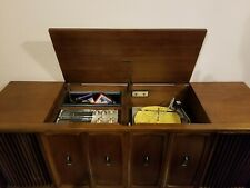 New listing Vintage 1966 Zenith solid state Console Stereo