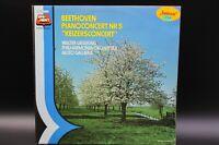 """Walter Gieseking - Pianoconcert Nr 5 """"Keizersconcert""""(1975) (Vinyl)"""