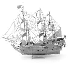 ICONX -Black Pearl Ship 3D Metal Model kit/Fascinations Inc