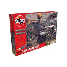 Airfix A50156a 1/72 75th Anniversary D-day Sea Assault Set