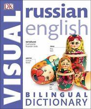 Russian-English Bilingual Visual Dictionary (Paperback or Softback)