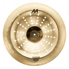 Sabian 22116CSB AA Series Holy China Cymbal, Brilliant 21""