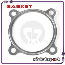 """Garrett T3 T4 Turbo Outlet Discharge Gasket 3"""" STAINLESS STEEL 4 BOLTS"""