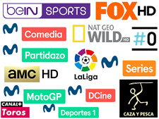 👌 IPTV televisión por internet en tu smart TV