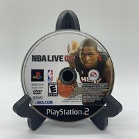 NBA Live 06 PS2 Disc Only Tested Sony PlayStation 2 Ps2 Game Good Nba 2006 Wade