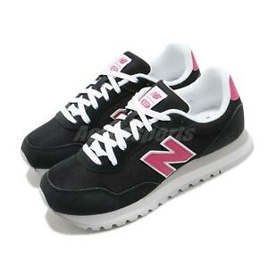 New Balance 527 Black Pink White Women Running Casual Shoes Sneakers WL527PCA B