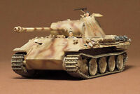 Tamiya Model kit 1/35 German Panther Med Tank