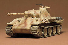 Tamiya Model Kit 1/35 German Panther Med Tank