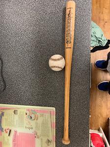 Slugger Mid West Baseball Bat Size 30 And Large Solid Softball