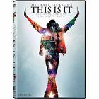 Michael Jackson's This Is It DVD nuevo emb. orig.