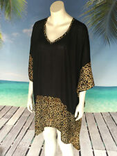 Women's Animal Print Machine Washable Casual Tops & Blouses