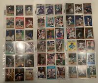 Dwight Doc Gooden MLB Baseball Trading Cards Mets #16 Topps Fleer Upper Deck Lot