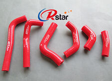 For HONDA CRF450R CRF 450 R 2002 2003 2004 02 03 04 Silicone Radiator Hose