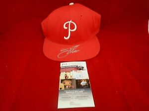 Jim Thome Signed Autograph Philadelphia Phillies Fitted Hat - JSA NN91106