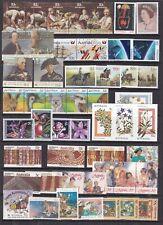 Australia^sc#961/1196 Large Mnh sets collection $74.00@lar3109aust9