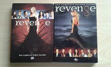 Revenge DVD Series 1 and 2 ABC Series