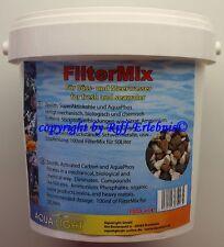 Aqua Light Filtermix 1000ml Zeolith Aktivkohle Phosphatabsorber 13,80€/L