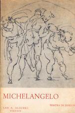 Olschki, Mostra di disegni di Michelangelo, Uffizien 62